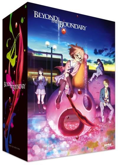 境界の彼方 コレクターズエディション 全12話+OVA ブルーレイとDVDのセット Beyond the Boundary Collector's Edition・お取寄