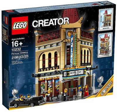 LEGO レゴ クリエイターパレス シネマ Palace Cinema 10232  豪華な2階建て映画館が登場・お取寄