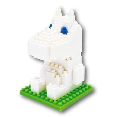 nanoblock ナノブロック Moomintroll ムーミントロール・お取寄