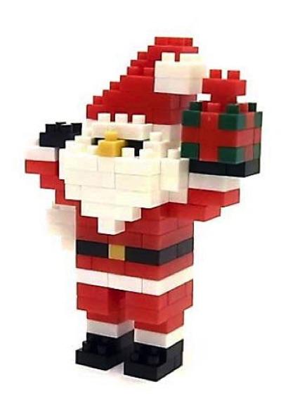 nanoblock ナノブロック Santa Claus サンタクロース・お取寄