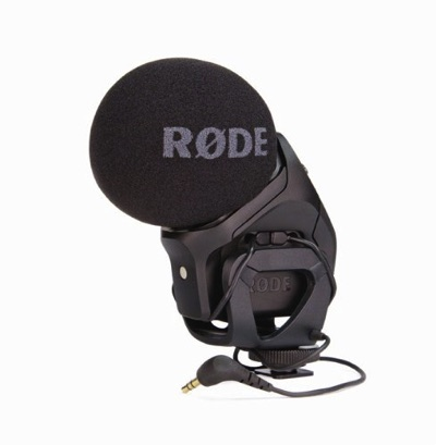 Rode ローデ Stereo VideoMic Pro On Camera Stereo Microphone カメラ用ステレオマイク・お取寄