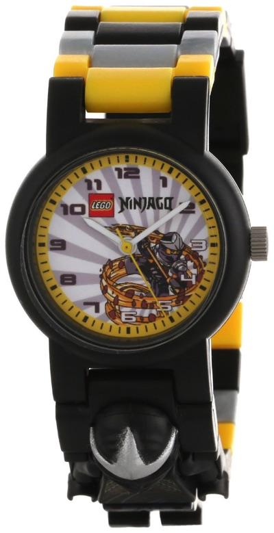 レゴキッズ ニンジャゴー(コール) ウォッチ 腕時計 LEGO Kids' 9006821 Ninjago Cole Watch・お取寄