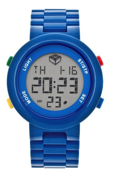 レゴ Digifigure Blue Adult Watch 2014年モデル 腕時計 9007439 LEGO社 ブルー・お取寄