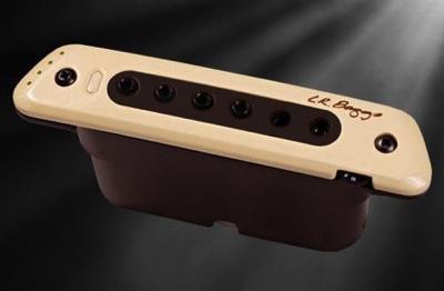L.R.Baggs L.R.バグス M80 Magnetic Soundhole Pickup マグネティックサウンドホールピックアップ アコースティックギター用・お取寄