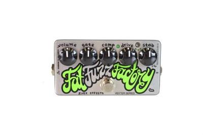 Z.Vex ジーベックス Fat Fuzz Factory Vexter Series ファットファズファクトリー エフェクター・お取寄