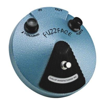 Jim Dunlop ジムダンロップ JH-F1 Jimi Hendrix Fuzz Face ジミヘンドリックス ファズフェイス ファズペダル ギター用エフェクター・お取寄