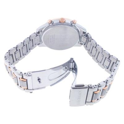 セイコー SEIKO SNDY18 Two Tone with Mother-Of-Pearl Dial Watch レディース 腕時計・お取寄