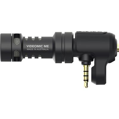 ローデ ビデオマイク スマートフォン用小型指向性マイク Rode VideoMic Me Directional Microphone for Smart Phones・お取寄