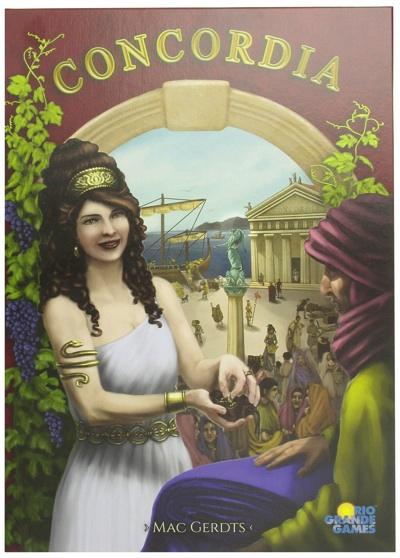 美品  Concordia 歴史的戦略 コンコルディア 歴史的戦略 コンコルディア ボードゲーム Concordia・お取寄, C.POINT:16a06f4f --- canoncity.azurewebsites.net