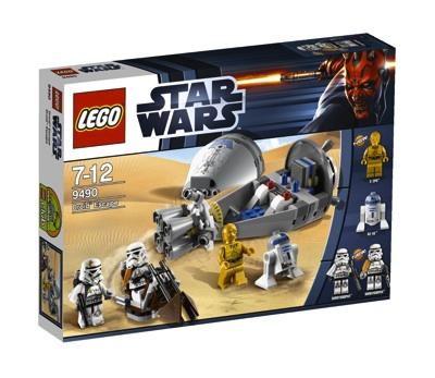 レゴ スター・ウォーズ ドロイドたちの脱出 9490 LEGO Star Wars Droid Escape 9490・お取寄