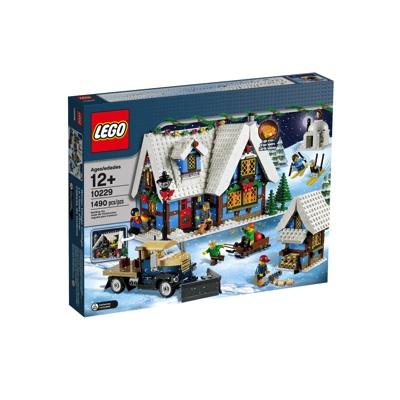 レゴ クリエーター ウィンター ビレッジ コテージ 10229 LEGO Creator Expert Winter Village Cottage 10229・お取寄