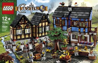 レゴ キャッスル 中世のマーケットヴィレッジ 10193 LEGO Castle Medieval Market Village (10193)・お取寄
