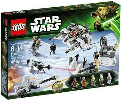 レゴ スター・ウォーズ 75014 ホスの戦い LEGO Star Wars 75014 Battle of Hoth・お取寄