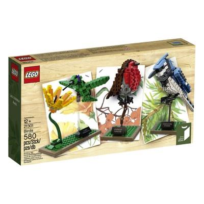 レゴ アイディア 世界の鳥 21301 LEGO Ideas 21301 Birds Model Kit・お取寄