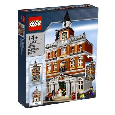 レゴ クリエイター タウンホール 10224LEGO Creator 10224 Town Hall・お取寄