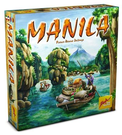 マニラ ボードゲーム Manila Board Game 卓上ゲーム・お取寄