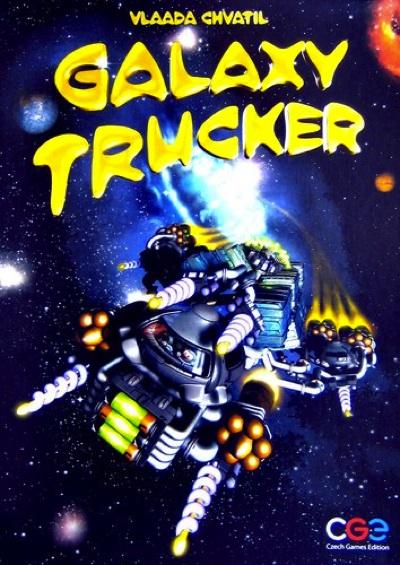 ギャラクシー・トラッカー ボードゲーム テーブルゲーム Galaxy Trucker・お取寄