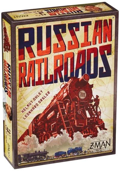 人気デザイナー ロシアンレールロード (ロシア鉄道) ボードゲーム (ロシア鉄道) Russian Railroads Railroads Game Game・お取寄・お取寄, RODEO BROS / ロデオブロス:2ac82db4 --- canoncity.azurewebsites.net
