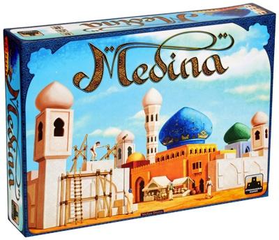 【SEAL限定商品】 メディナ Board ボードゲーム Medina Medina Board Game ボードゲーム・お取寄, 選価ダイレクト:ee222f14 --- canoncity.azurewebsites.net