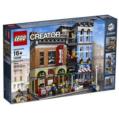 レゴ クリエーター 10246 探偵事務所 LEGO Creator Expert Detective's Office・お取寄
