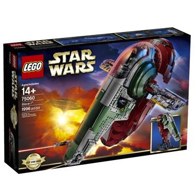 レゴ スターウォーズ 75060 スレーブ I LEGO Star Wars Slave I Toy・お取寄
