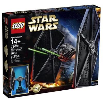 LEGO レゴ スターウォーズ 75095 タイファイター 組立キット Star Wars 75095 Tie Fighter Building Kit レゴブロック・お取寄