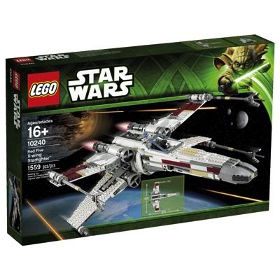 レゴ スター・ウォーズ 10240 X-ウイング ファイター LEGO Star Wars 10240 Red Five X-Wing Starfighter Building Set・お取寄