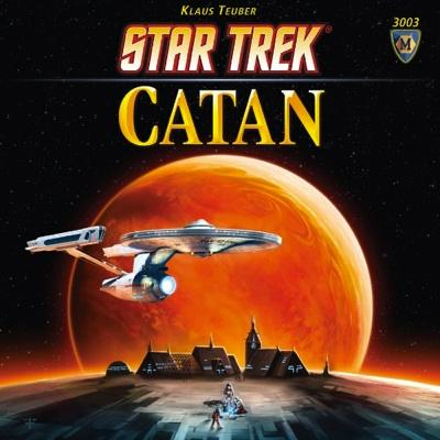 スタートレック カタン ボードゲーム Star Trek Catan・お取寄