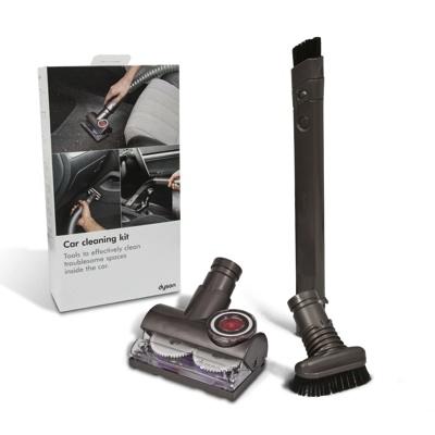 ダイソン カークリーニングキット+タングルフリータービンツール Dyson Car Cleaning Kit with Tangle-free Turbine tool 908909-08・お取寄