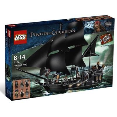 レゴ パイレーツカリビアン #4184 ブラックパール LEGO Pirates of the Caribbean Black Pearl・お取寄
