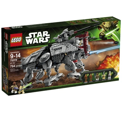 レゴ スター・ウォーズ AT-TE 75019 LEGO Star Wars AT-TE・お取寄