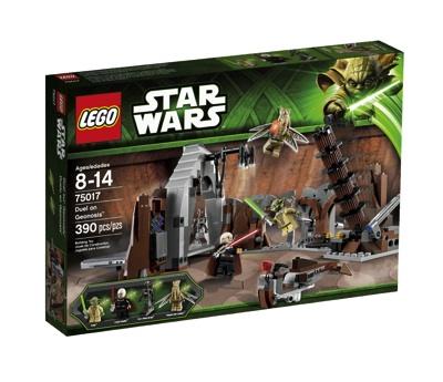 レゴ スター・ウォーズ デュエル・オン・ジオノーシス 75017 LEGO Star Wars Duel on Geonosis・お取寄