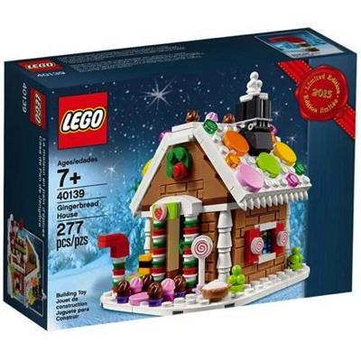レゴ ジンジャーブレッドハウス (お菓子の家) 40139 Lego Gingerbread House 40139・お取寄
