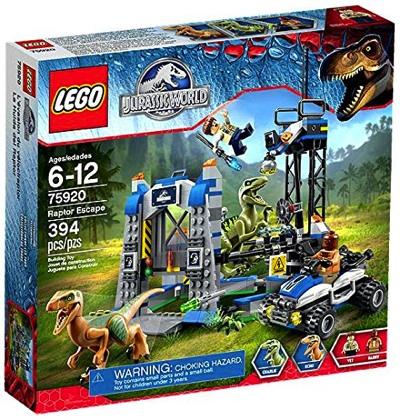 レゴ ジュラシック・ワールド ラプターの逃亡 LEGO Jurassic Park Jurassic World Raptor Escape Set #75920・お取寄