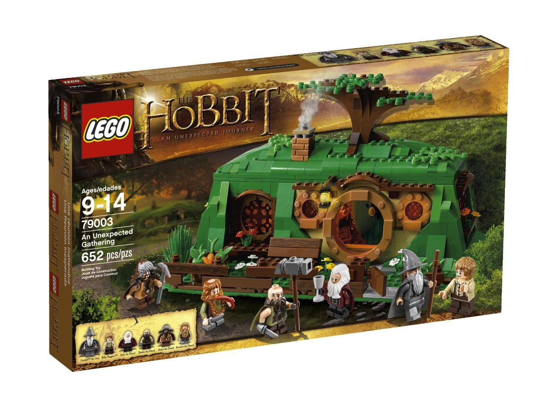 LEGO レゴ ホビット 79003 予期せぬ出会い The Hobbit An Unexpected Gathering ホビット思いがけない冒険 レゴブロック・お取寄