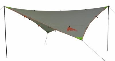 Kelty ケルティ ノアズ タープ シェルター 16フィート(約488cm) Noah's Tarp Shelter アウトドア キャンプ・お取寄