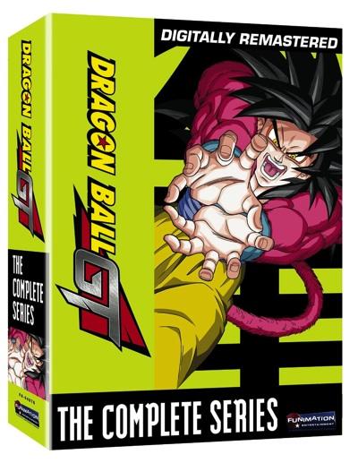 ドラゴンボールGT コンプリートシリーズ TVアニメ DVD Dragon Ball GT: The Complete Series・お取寄