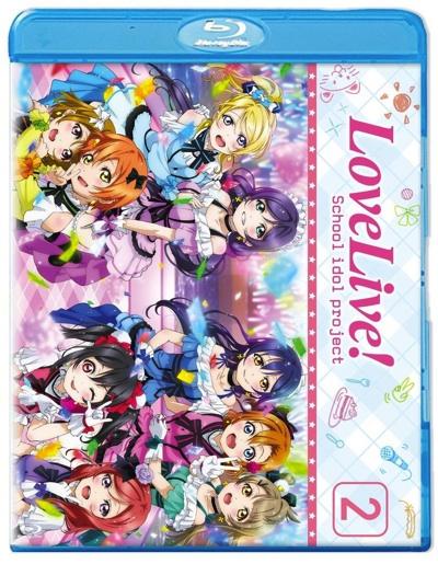 ラブライブ! 第2期 TVアニメ ブルーレイ Love Live! School Idol Project Season 2 BLURAY Collection・お取寄
