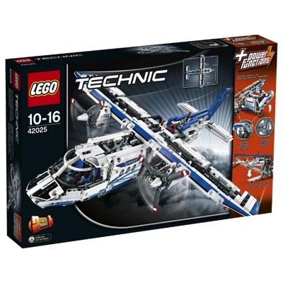 LEGO(レゴ) Technique Cargo Plane テクニック カーゴプレーン - 42025・お取寄