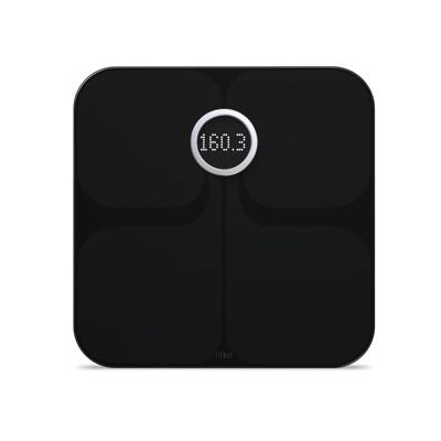 Fitbit(フィットビット) Aria Wi-Fi Smart Scale, Black アリア ネットワーク対応 多機能体重計 ブラック・お取寄