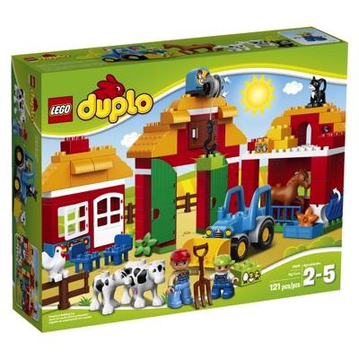 LEGO(レゴ) Duplo Ville Big Farm デュプロ おおきなぼくじょう - 10525・お取寄
