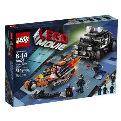 LEGO(レゴ) Movie Super Cycle Chase ムービー スーパーサイクルチェイス - 70808・お取寄