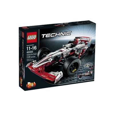 LEGO(レゴ) Technic Grand Prix Racer テクニック グランプリレーサー - 42000・お取寄