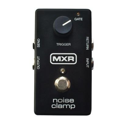 MXR エムエックスアール M195 Noise Clamp ノイズクランプ Noise Reduction ノイズリダクション ギターエフェクトペダル エフェクター ノイズゲート・お取寄