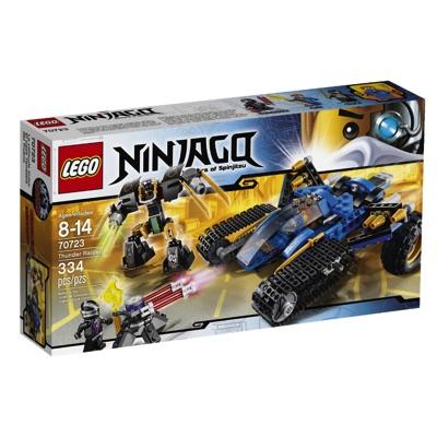 LEGO(レゴ) Ninjago Thunder Raider ニンジャゴー サンダー・レーダー - 70723・お取寄