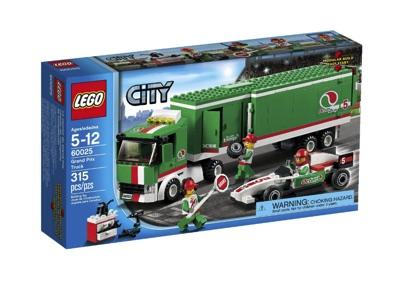 LEGO(レゴ) City Grand Prix Truck シティ グランプリトラック - 60025・お取寄