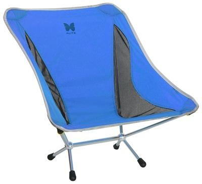 Alite エーライトデザインズ マンティスチェア パーブルー Designs Mantis Chair キャンプチェア アウトドア Par Blue・お取寄