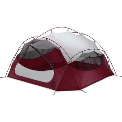MSR エムエスアール パパハバ NX 4人用テント Papa Hubba NX 4-Person Tent アウトドア キャンプ・お取寄