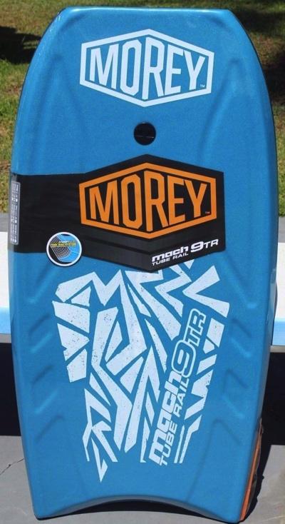 MOREY モーレー マッハ 9TR ボディボード ブルー MACH 9TR BODYBOARD マリンスポーツ サーフィン アウトドア・お取寄