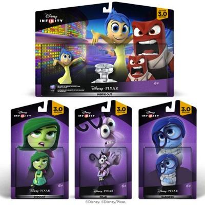ディズニーインフィニティ3.0インサイド・ヘッドトイバンドルDisney Infinity 3.0: Inside Out Toy Bundle・お取寄
